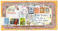 CHINA - Taiwan - Registered Cover - May 1.6.2012 - Cina