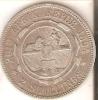 MONEDA DE PLATA DE SUDAFRICA DE 2 SHILLINGS DEL AÑO 1894 (COIN) SILVER,ARGENT.