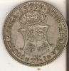 MONEDA DE PLATA DE SUDAFRICA DE 2 1/2 SHILLINGS DEL AÑO 1952 (COIN) SILVER,ARGENT. - Sud Africa