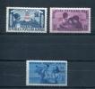 "Romania 1942 MNH Overprint  ""55 Bani"" - 1948-.... Republics"