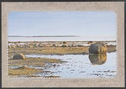 RUSSIA 2010 ENTIER POSTCARD 113/1 Mint ARKHANGELSK REGION WHITE SEA NORD NORTH MARINE MARITIME ARCTIC POLAR STONE 202 - 1992-.... Federazione