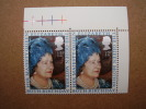 GB 1980 QUEEN MOTHER 80th.BIRTHDAY Issue Of 12p Value MNH MARGINAL CORNER PAIR MNH. - 1952-.... (Elizabeth II)