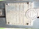 Toise Réglementaire De Conscription Dit Somatometre Lavergne - 1914-18