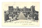Cp, Angleterre, Windsor Castle From Teh Royal Gardens, Voyagée 1903