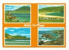 Cp, Irlande, Achill, Multi-Vues, Voyagée 1988 - Mayo