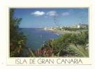 Cp, Espagne, Iles Canaries, Isla De La Gran Canaria, Playa De San Agustin, Voyagée - Espagne