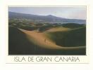 Cp, Espagne, Iles Canaries, Isla De La Gran Canaria, Dunas De Masplomas, Voyagée - Espagne