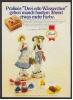 """Reklame Werbeanzeige  -  Lindt Pralinen  ,  Pralines """"Drei Edle Wässerchen"""" Geben Manch Buntem Abend Farbe ,  Von 1975 - Cioccolato"""