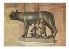 Cp, Sculptures, Rome (Italie) - Musée Capitolin - Louve Capitoline - Sculptures