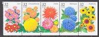 U.S. 2997a   **   FLORA  GARDEN  FLOWERS - United States