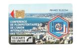 Télécarte   Interne France Telecom UIT NICE  1989 Luxe  C41  Puce Sc4ob - France