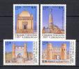 Uzbekistan 1997 Unif. 152/55 **/MNH VF - Uzbekistan