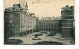 """Ancienne Cp """" MONS, Ecole Des Mines""""  Avec Cachet Militaire 1919 - Mons"""