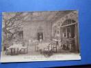 cpa hostellerie du vieux cordes XIII siecle la cour interieur