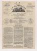 ### Publicité, Contrat D'assurance Habitation La Confiance, Agence Avallon , 89, Assuré Mr Grandioux, 1906 - Advertising