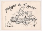### Publicité, Produit Reticulene Contre La Fatigue Et Le Manque D'appetit, Bievres, Illustration, Fatigue De L'appetit - Advertising