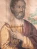 Gravure Colorisée/ Saint Thomas Apôtre/DELAMARE Editeur/LEFEBVRE Lyons La Forêt/Eure/1890-1910    GRAV22 - Estampes & Gravures
