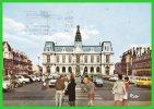 -POITIERS (86 Vienne)La Place Du Maréchal-Lecler Et L'Hôtel De Ville-(recto Verso) - Poitiers