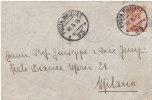 POSTA MILITARE OSPEDALE CHIRURGICO MOBILE 1918 - Croce Rossa