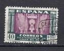 """695  (OBL)  Y  &  T   """"Le Sanctuaire""""   *ESPAGNE* - 1931-50 Usati"""