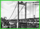 -BUZET-SUR-TARN.(Hte.Garonne) Le Nouveau Pont Sur Le Tarn (recto Verso) - France