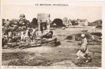 Postal PLOUMANAC´H (Côte D´armor). Bretagne. Plage De Saint Guirec - Ploumanac'h