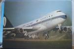 SABENA    B 747     AIRLINE ISSUE - 1946-....: Modern Era