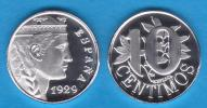 ESPAÑA / SPAIN  / Alfonso XIII 10 Céntimos 1.929 PROOF Cy.:17587 SC/UNC   T-DL-10.101 Austria - [1] …-1931: Königreich