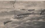 ESCADRILLE DE TORPILLEURS ( Dans La Manche ) - Guerra
