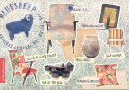BLUESHEEP BLUE SHEEP ORIGINAL ARTICLES WAREHOUSE SILLON FLOWER POWER TEA SET THAI BLUE ALMOHADON CARIOCA SILLA OLODUM - Winkels