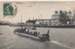 ST MALO ( Torpilleur Dans L' Avant Port ) - Guerra