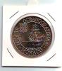 MONACO - Médaille Monnaie De Paris 2011 -  Musée Océanographique - Bateau Goelette ( L' Hirondelle... Je Pense) - Monnaie De Paris