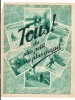 ### Publicité, Agriculture, Desherbant Liquide Minorga Chlorate De Soude, 4 Pages Port 1.55 Euros - Advertising