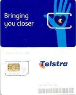 AUSTRALIA GSM MOBILE TELECOM CHIP READ DESCRIPTION CAREFULLY !!! - Australia