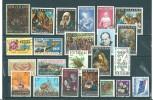 N. Zélande: 1 Lot De 22  Timbres  Oblit. - Collections, Lots & Séries