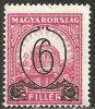 Ungheria 1930 MNH**  -  Yv. 435A   Dent. 15 - Ungheria