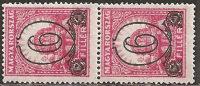 Ungheria 1930 MNH**  -  Yv. 435A   Dent. 15   Coppia - Ungheria