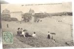 29 -  Le Pouldu : Les Glissades Sur Les Dunes Des Grands Sables - Le Pouldu
