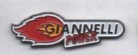 Auto Moto , échappement Gianelli Power - Pin's