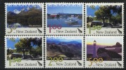 New Zealand 2003 Landscapes MNH - New Zealand