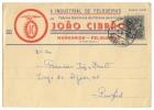 PORTUGAL - FELGUEIRAS - A Industrial De Felgueiras João Cibrão Carte Postale - Porto