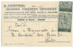 PORTUGAL - FELGUEIRAS - A Central De Albano Pereira Marinho Carte Postale - Porto