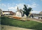 Romsée - L'Eglise Et Le Centre -Superbe Carte Moderne Couleur - Fléron