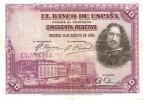 BILLETE DE ESPAÑA DE 50 PTAS DEL AÑO 1928 CALIDAD MBC  SERIE C - [ 1] …-1931 : Primeros Billetes (Banco De España)