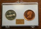 SMOM 1992 - SILVER AND BRONZE COINS 1992 - Malta, Sovr. Mil. Ordine Di