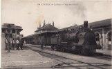 COGNAC - Vue Intérieur De La Gare - Train - Gros Plan - Belle Carte ! - Cognac
