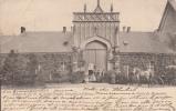 Forges-lez-Chimay - Abbaye- Porte Du Monastère - België