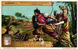 1212 Mahomet ( Anno 1928 Prophet - Profeet - PROPHETE - Allah - Koran- Mohammed - Mahomet) Série 6 Chromos LIEBIG - Liebig