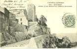 Antibes - Vieille Ville. Vieille Tour Du Chateau Grimaldi. - Antibes - Vieille Ville