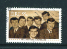 IRELAND  -  2010  Showbands - The Drifters  55c  FU  (stock Scan) - Used Stamps